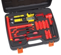 13PCS  TOOL KIT FOR HYBRID/ELECTRIC VEHICLE