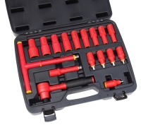 18PCS 3/8DR. INSULATED TOOL SET