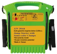 Cens.com Smart Jump Starter ZUNG SUNG ENTERPRISE CO., LTD.