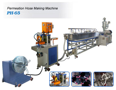 Permeation Hose Making Machines