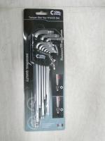 9pcs key wrench set