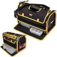 Tool Bags With Integrated Steel Tube