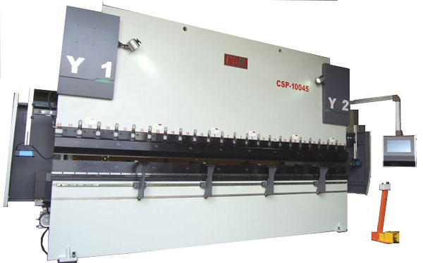 CNC  SERVO  PUMP  PRESS  BRAKE