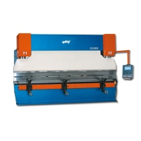 Cens.com CNC Hydraulic Press Brake CHEN SHENG INDUSTRY CO., LTD.