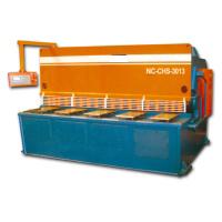 NC Heavy-Duty Hydraulic Shearing Machine