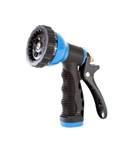 5-1/2 METAL 9 PATTERN SPRAY GUN