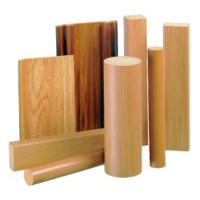 Cens.com PVC Foamed Wood Grainy Rattan DAH SHAN PLASTICS CO., LTD.