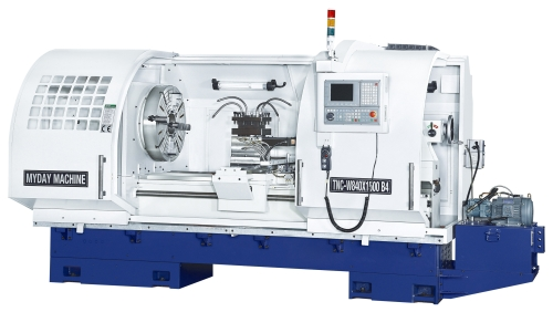 CNC 重切削精密車床