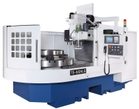 CNC Vertical Lathe: Movable Single Column