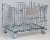 A-3 Foldable Wire Container