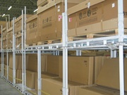 User instruction for auto parts & accessories warehousing
