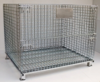 A-9 Foldable Wire Containers