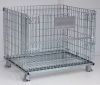BS-5 Foldable Wire Containers