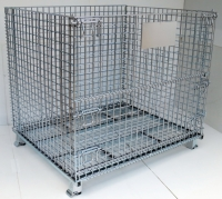 B-7K Foldable Wire Containers