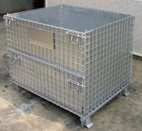 倉庫籠+鐵板隔板