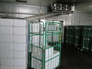 User instruction for cold-chain logistics and warehousing