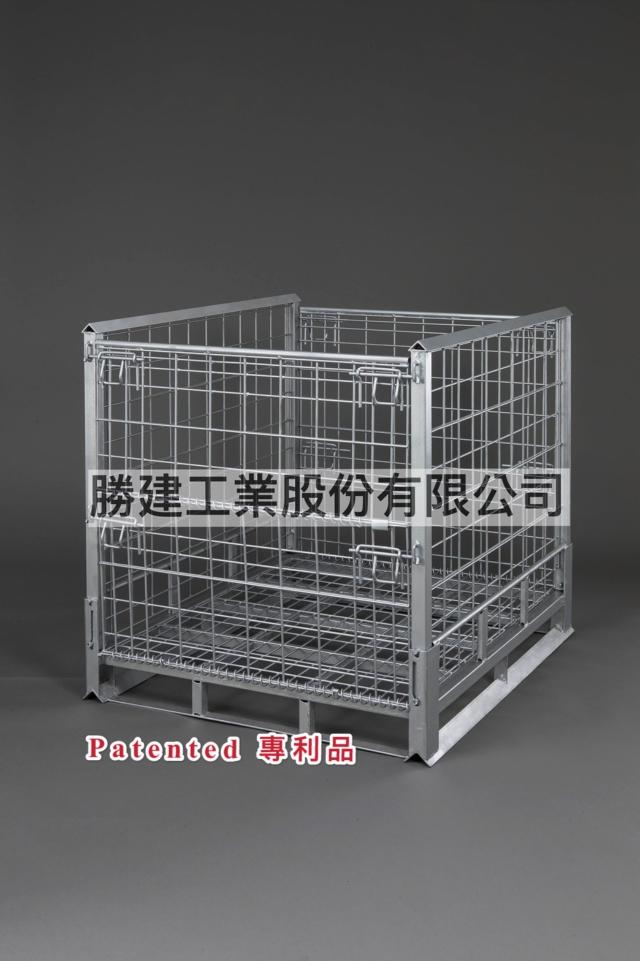 农用摺叠式仓库笼