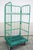 Cage Trolley (Plastic Plate)