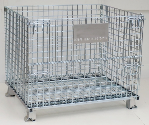 A-5 Foldable Wire Containers