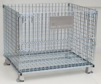 A-5 Manual-foldable wire containers
