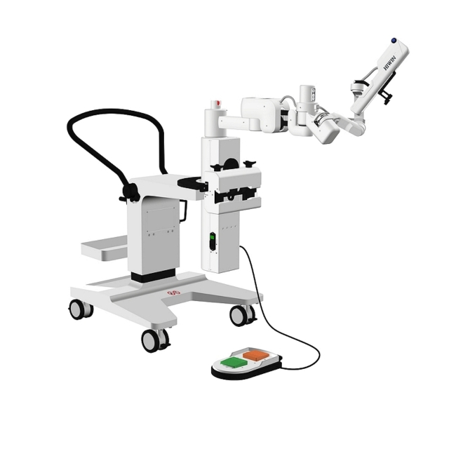 HIWIN Robotic Endoscope Holder and Accessories
