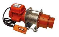 ELECTRIC WIRE WINCH
