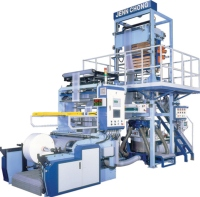 Cens.com Inflation Tubular Film Making Machine JENN CHONG PLASTICS MACHINERY WORKS CO., LTD.