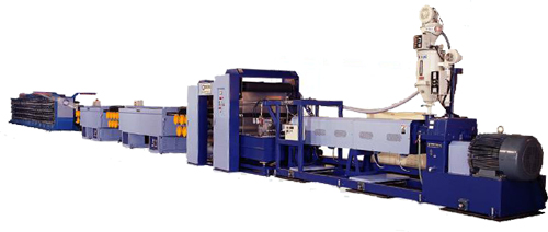 Flat Yarn Making Machine