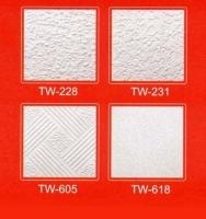 PVC ceiling foil, PVC foil, PVC facing for ceiling tile, PVC Laminate, Heat Insulation Embossed P