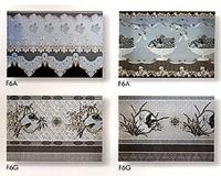 自動附著的板料為窗口裝飾