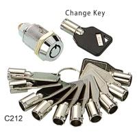 10-Change-Mode Cam Locks