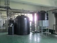 廢水處理設備+配管+桶槽