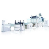 MULTIPURPOSE DIAMOND FLAT NETS STRETCHED NETS MAKING MACHINE