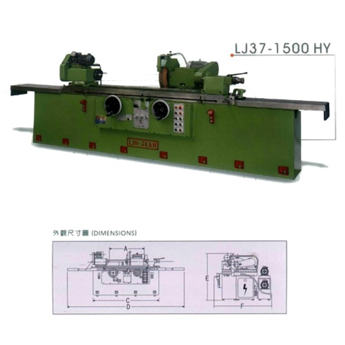 Hydraulic Cylindrical Grinder/ Grinding Machines