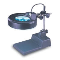 Stand Type Mangnifier With Lighting