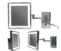 LED Lighted Wall Mounted Mirror