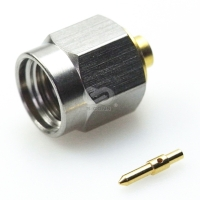 RF Coaxial Connector, 2.92mm ST. Plug