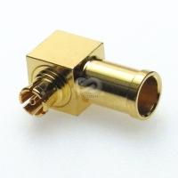 RF Coaxial Connector, SSMP R/A Jack