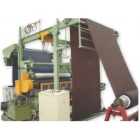 Nylon Sheet Embossing and Calendering Machines