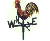 Cens.com Rooster Weather Vane E-GREEN CORP.