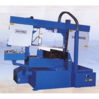 Column Type Semi-Auto Double Mitre Cutting Bandsaw Machine