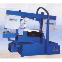Column Type Semi-Auto Double Mitre Cutting Bandsaw Machine