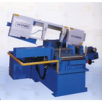 Cens.com Column Type Semi-Auto Double Mitre Cutting Bandsaw Machine 巨石机械厂有限公司