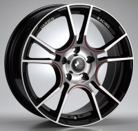 Cens.com GA1132 Darwin Racing Aluminium Auto Alloy Wheel GOLDMINATE ASSOCIATES, INC.