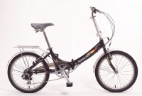 6spd Folding Bike