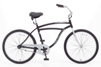26 1-Spd Gent`s Cruiser Bike