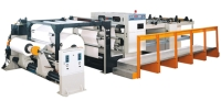 Single Knife Rotary High Speed Sheeter