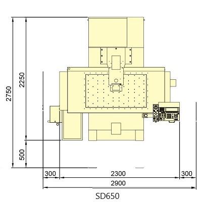 SD650 (浸水式)