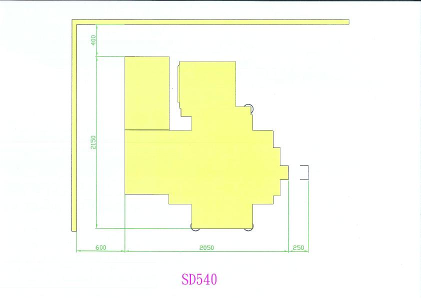 SD540