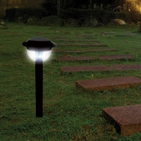 Energy Saving Solar Garden Light
